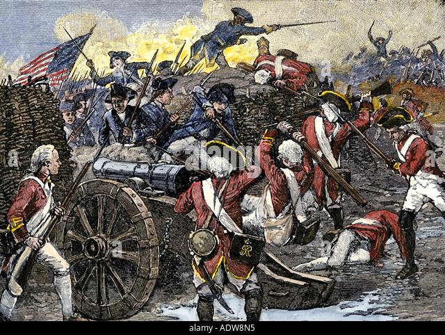 Battle Of Yorktown Stock Photos & Battle Of Yorktown Stock Images ...