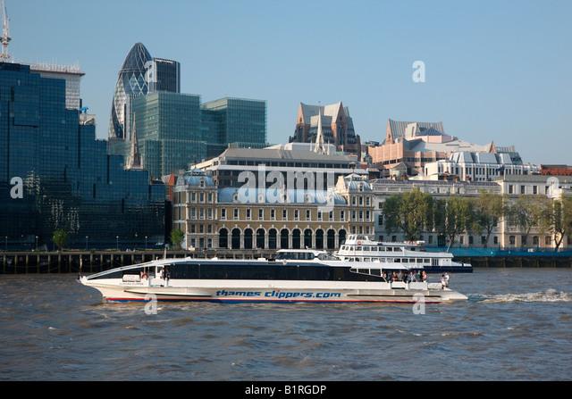 London River Services Stock Photos Amp London River Services
