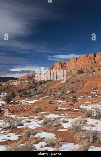 Winter S Grove Natural Trail Utah