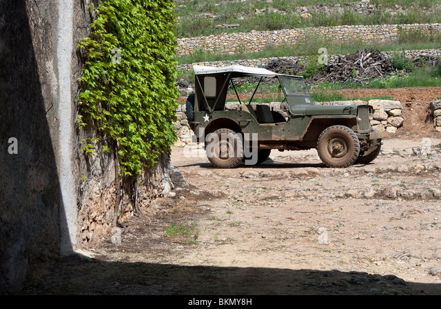Army Jeeps For Sale France