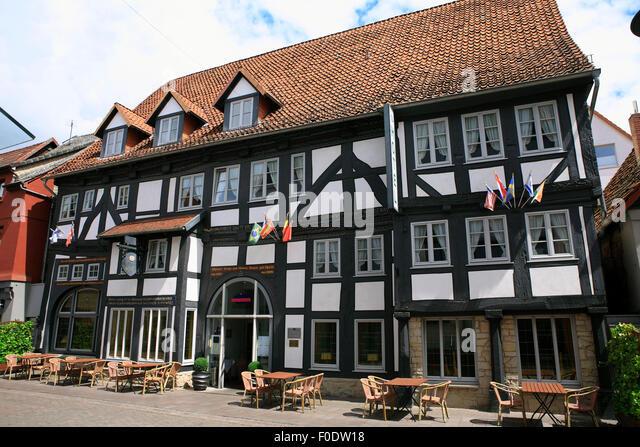 Hotel Burghof Hof Bayern