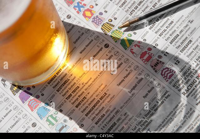 newspaper horse racing tips