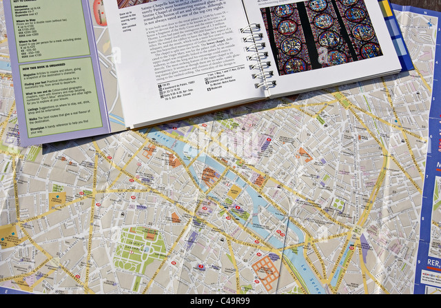 Paris Tourist Map Photos and Paris Tourist Map Images – Tourist Map of Paris France