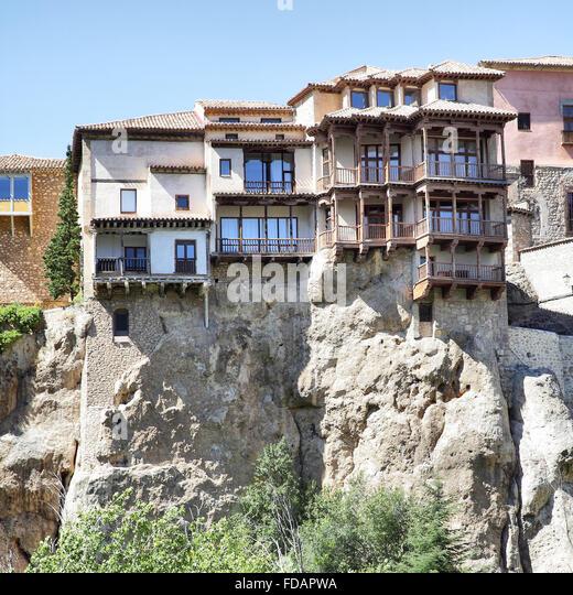 Casas Colgadas And Cuenca Stock Photos & Casas Colgadas ...
