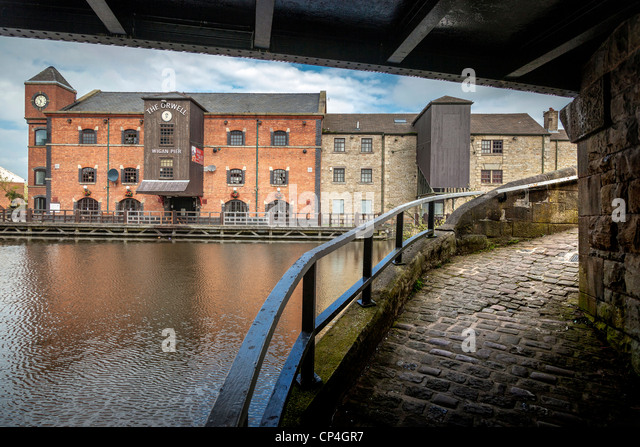 road to wigan pier by orwell essay The road to wigan pier is a book by the british writer george orwell, first published in 1937 the first half of this work documents his sociological investigations.