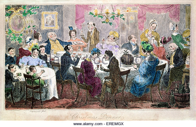 Image result for photo of victorian christmas party