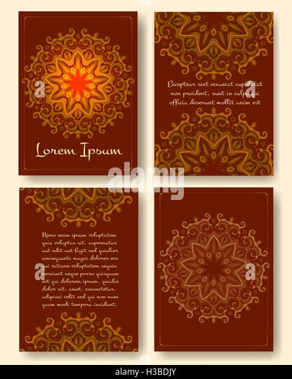 template brochure design pages stock photos template brochure