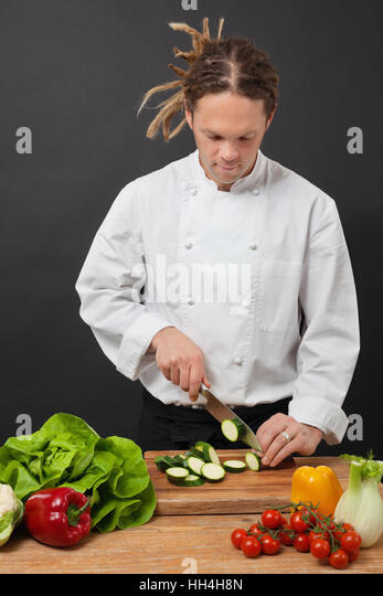 Chef Chopping Board Stock Photos & Chef Chopping Board ...