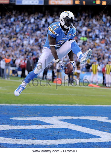 Tomlinson Chargers Stock Photos Amp Tomlinson Chargers Stock
