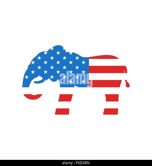 Republicans Elephant Stock Photos & Republicans Elephant ...
