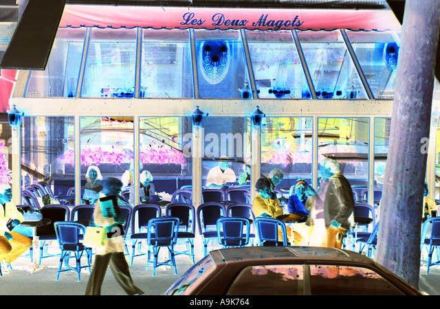 Cafe Cote  Moulins Paris Amelie