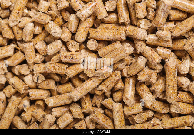 Burning Wood Biomass Pellets ~ Wood biomass stock photos images alamy