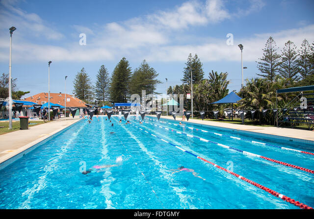 Public swimming pools stock photos public swimming pools - Whitefish bay pool open swim hours ...