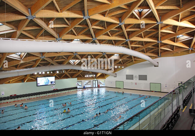 Leisure Centre Pool Stock Photos Leisure Centre Pool