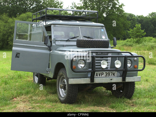 series 3 landrover stock photos series 3 landrover stock images alamy. Black Bedroom Furniture Sets. Home Design Ideas