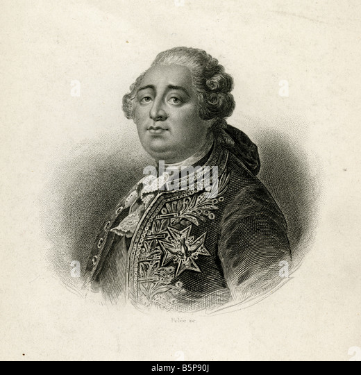 Louis Xvi France Stock Photos & Louis Xvi France Stock Images - Alamy