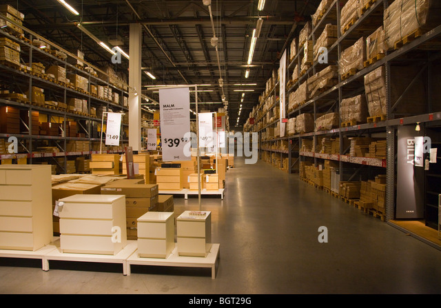 Ikea store interior stock photos ikea store interior for Ikea installation nyc