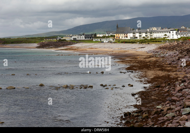 Towns on the ring of kerry