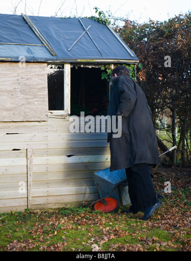 Shed Uk Stock Photos Amp Shed Uk Stock Images Alamy
