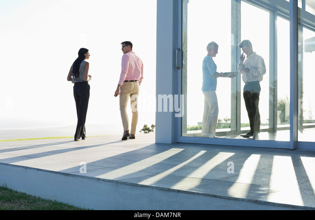 communicating with people outside the work We've all heard people say that communication is key and, as cliche as it may sound, it's true  or if you're emailing someone outside of your company and want to cc a team member, email would certainly make sense  but in a remote workplace, you might communicate with a few people everyday, but yearly staff retreats allow you to.