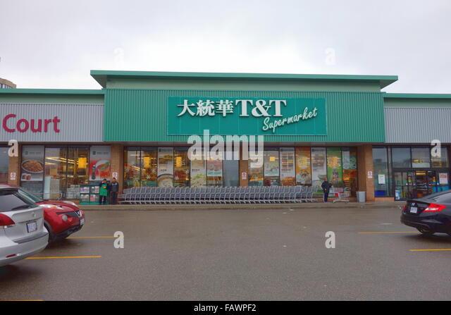supermarket entrance stock photos supermarket entrance. Black Bedroom Furniture Sets. Home Design Ideas