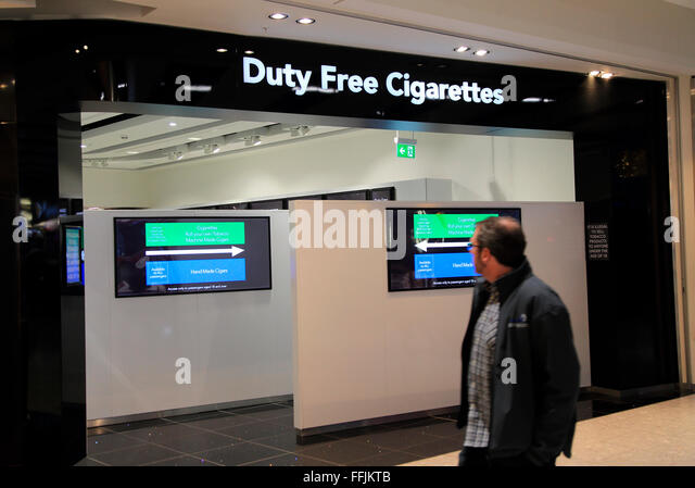 Golden Gate cigarettes duty free cost