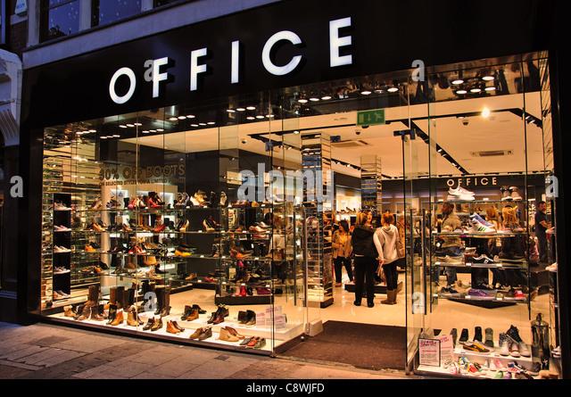 Office Shoes Croydon High Street