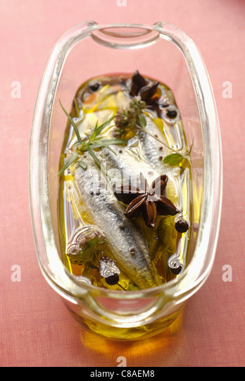 Marinated Anchovies Stock Photos & Marinated Anchovies ...