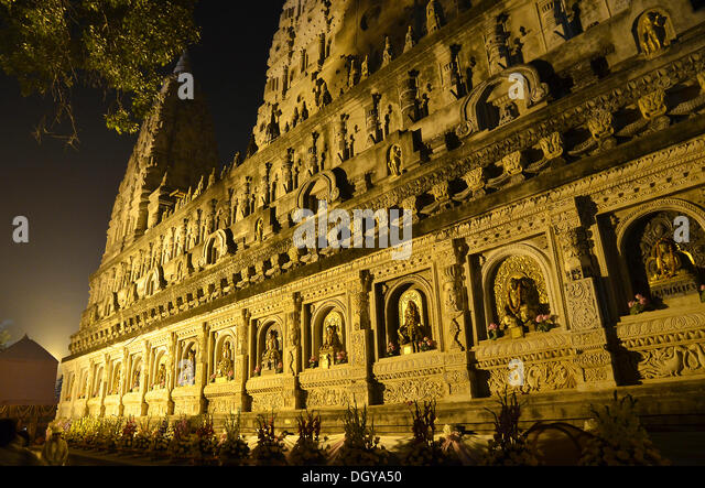 Birth Place Of Buddhism Bihar India: Of Siddhartha Stock Photos & Of Siddhartha Stock Images