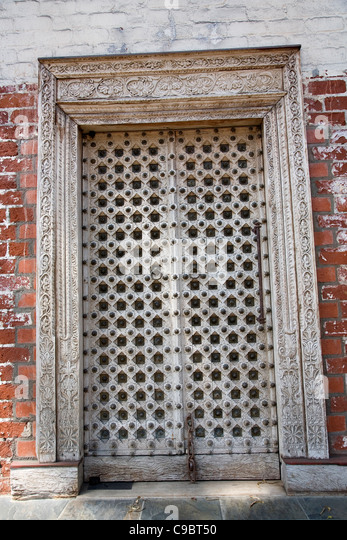 Moorish carved door - Stock Image & Arab Style Carved Door Stock Photos u0026 Arab Style Carved Door Stock ... pezcame.com