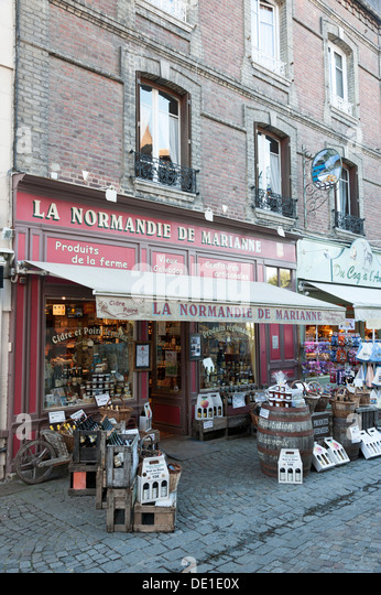 Food normandy shop shopping stock photos food normandy - Carrefour market montpellier port marianne ...