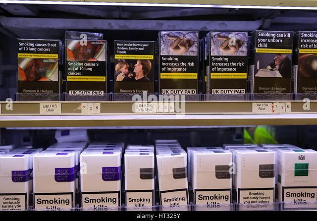 Cigarety cena