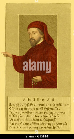age chaucer 1350 1400 Chaucer was born in london in 1340 his father was a dealer in wine  at the age of seventeen he became a servant in the house of john gaunt , the duke of lanchester .