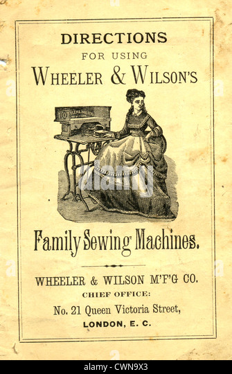 singer sewing machine directions
