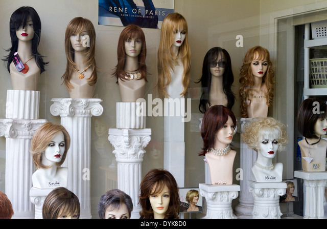 Wigs For Mannequins In Los Angeles 86