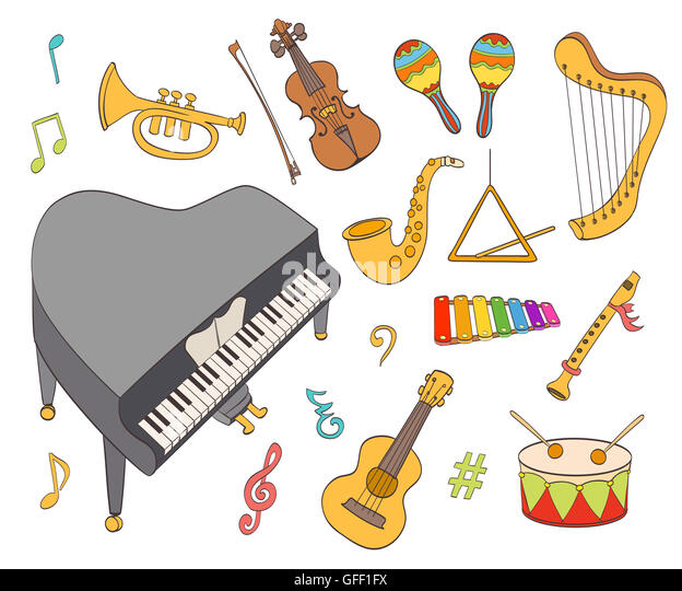 Musical Instruments Orchestra Percussion Stock Photos
