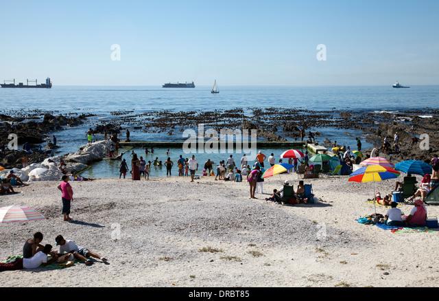 Sea Point Swimming Pool Stock Photos Sea Point Swimming Pool Stock Images Alamy