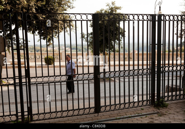 "iron gate men ""the iron gate leading into the city opened of its own accord"" (acts 12:10) of its  own accord gates don't have any accord no will no desire."