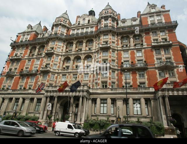Mandarin Hotel London England