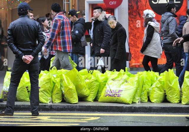 Sale Shopping Uk Bags Stock Photos & Sale Shopping Uk Bags Stock ...