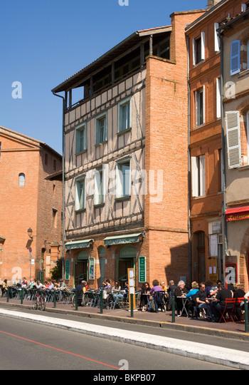 Restaurant Place De La Daurade Toulouse