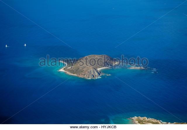 Dead Chest Island British Virgin Islands