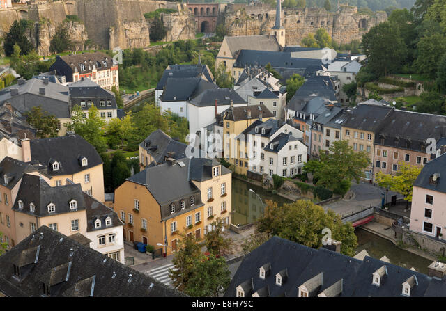 Casemates bock stock photos casemates bock stock images for Caa luxembourg