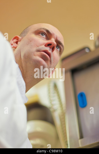 Michelin star chef stock photos michelin star chef stock images alamy - Helene darroze francis darroze ...