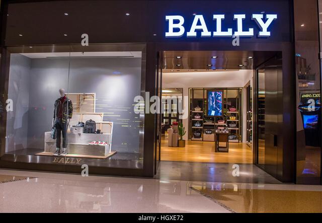 Bally Shoe Store In Las Vegas