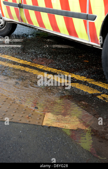 Water burst stock photos water burst stock images alamy - Rd wastebasket ...