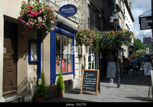 North parade stock photos north parade stock images alamy for Demuths bath