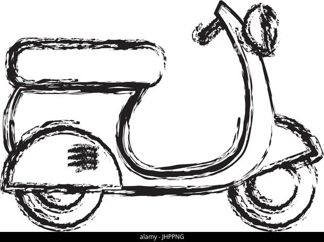 Extreme Biker Silhouette Stock Vector Illustration Of