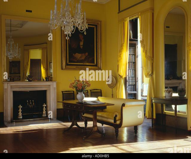Sir John Soaneu0027s Museum, Lincolnu0027s Inn Fields, C.1813. The Yellow Drawing