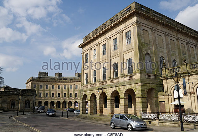 Buxton Crescent Stock Photos Buxton Crescent Stock